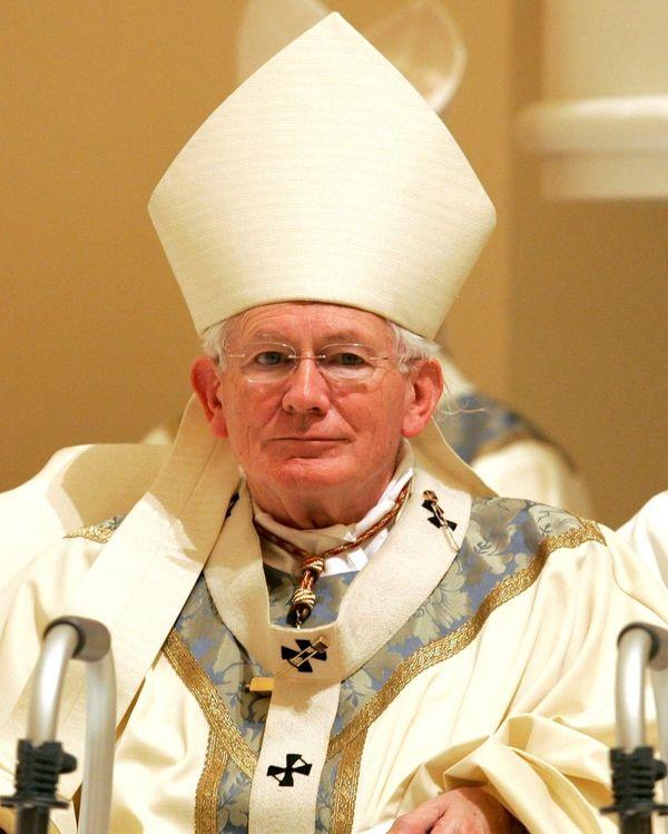 Longtime Baltimore Cardinal William Keeler was 86.