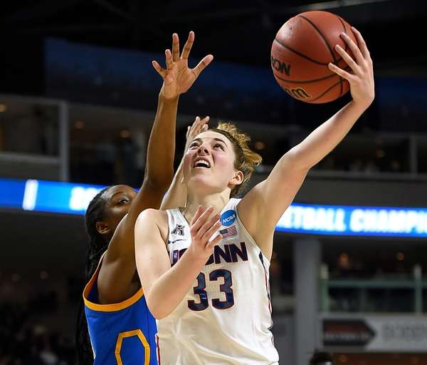 Women's Final Four set with UConn, Stanford, Miss. State, SC