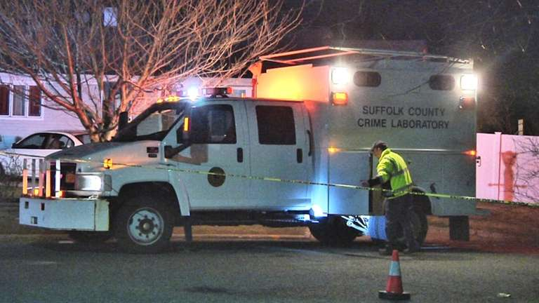 Suffolk County police say Jose Reinerio Salinas, 41,