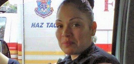 FDNY EMT Yadira Arroyo