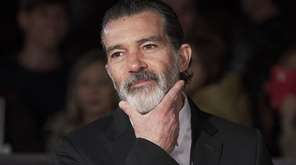 Antonio Banderas said he had a heart