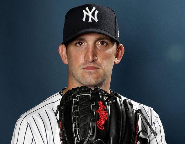 Jonathan Niese #47 of the New York Yankees