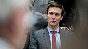 Jared Kushner, President Donald Trump's son-in-law, will head