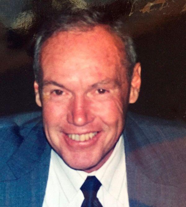 Charles McGuckin, who played quarterback and baseball at