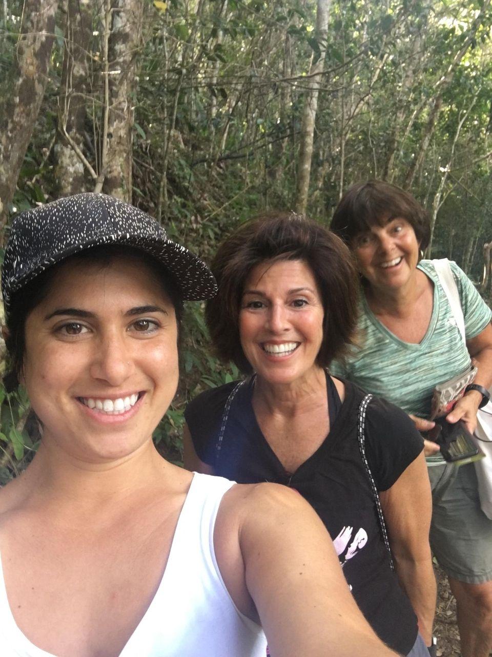 Hiking the trails of St. John, U.S.V.I's National