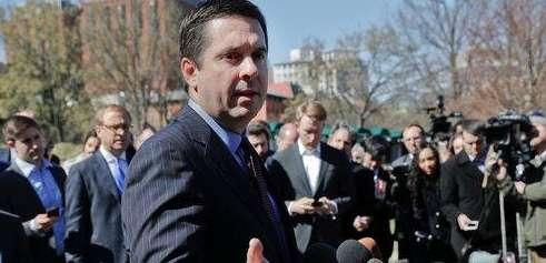 House Intelligence Committee Chairman Rep. Devin Nunes (R-Calif.)