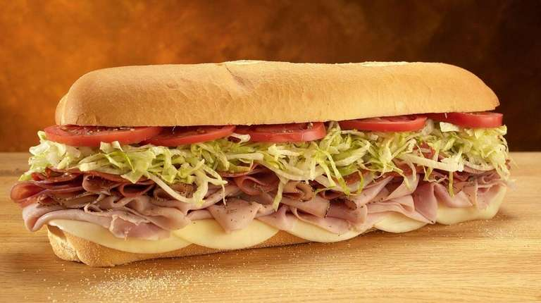Jersey Mike's, which has sandwich shops in 43