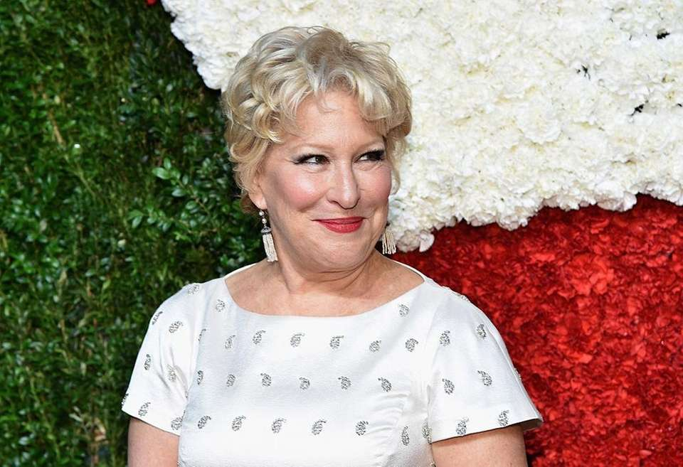 Bette Midler founded the New York Restoration Project,