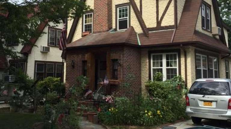 Donald Trump childhood home in Jamaica Estates was