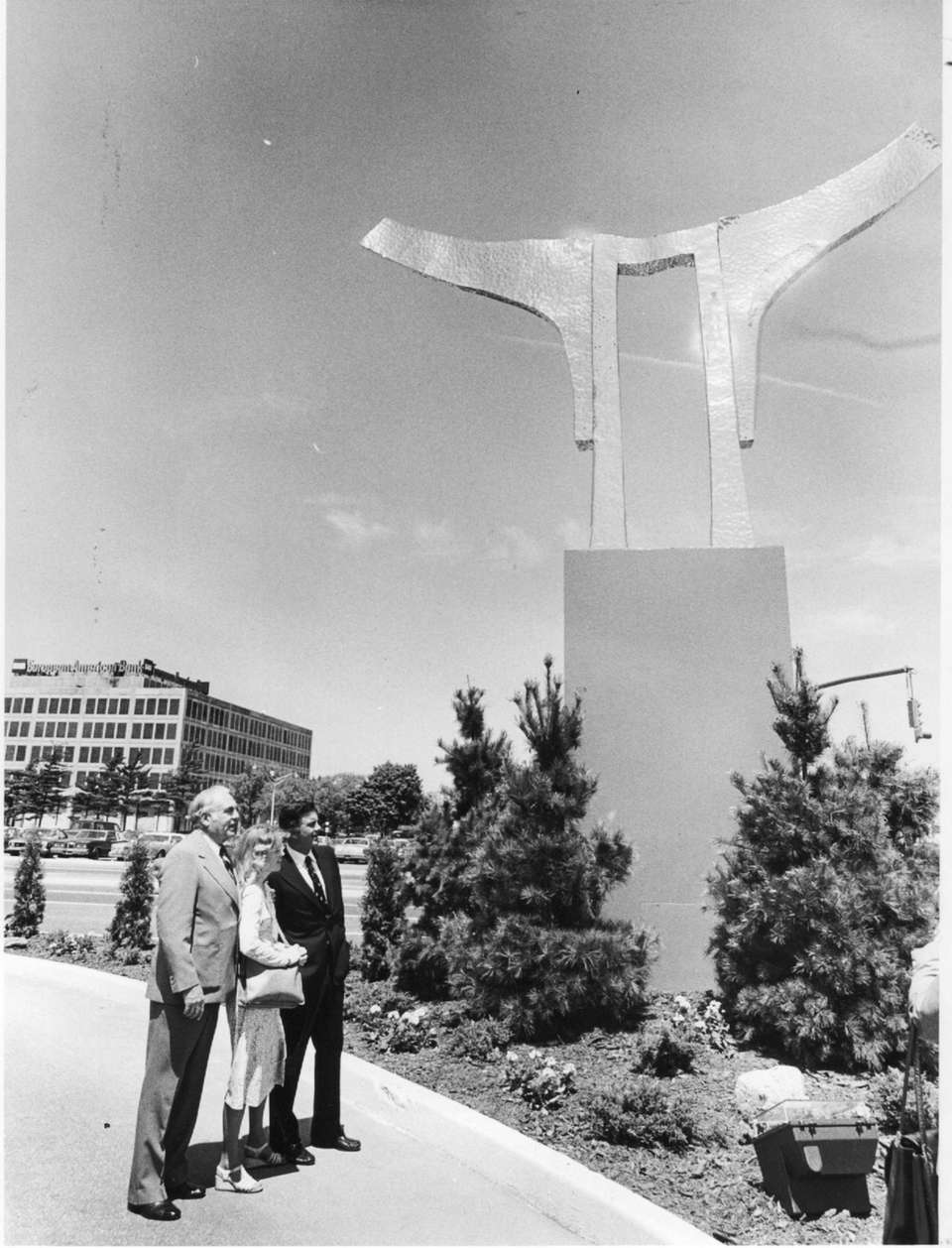On May 20, 1981, Nassau County Executive Francis