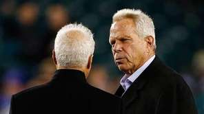 Steve Tisch chairman and executive vice president of