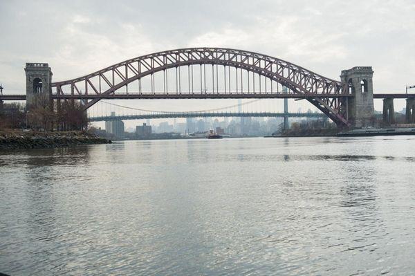Hell Gate Bridge in Astoria celebrates its centennial