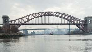 Hell Gate Bridge in Astoria celebrates its centennial