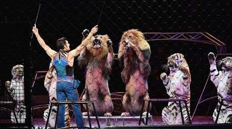 Ringling Bros. and Barnum & Bailey will perform