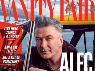The April 2017 cover story of Vanity Fair