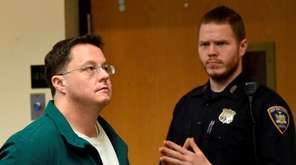 Jeffrey Rice, 45, pleaded not guilty in Justice
