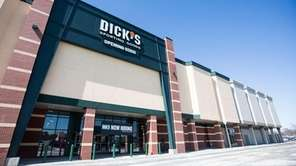 Dick's Sporting Goods opened two new Long Island