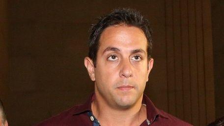Matthew Pappalardo, pictured on Aug. 1, 2016, was