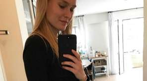Bar Refaeli posted an Instagram photo announcing that