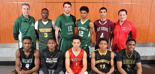 The 2017 Newsday All-Long Island boys basketball team