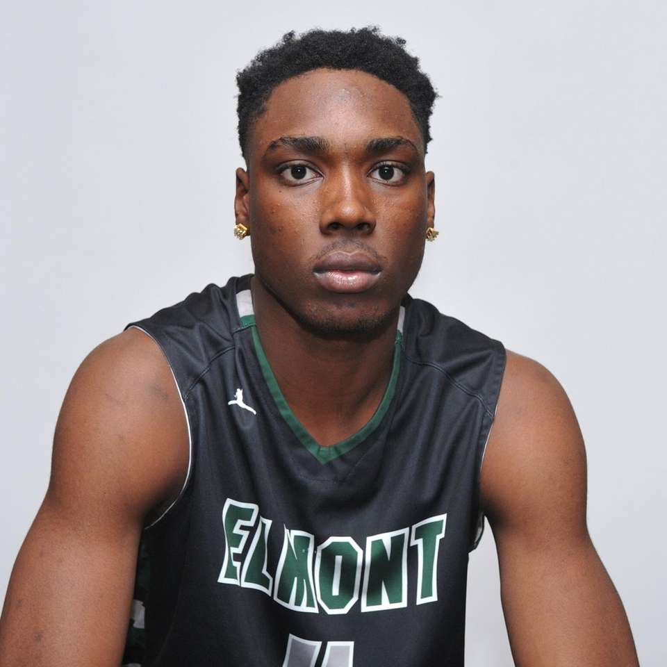 He led Elmont to a second straight Nassau