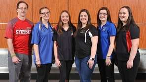 The 2017 Newsday All-Long Island girls bowling team
