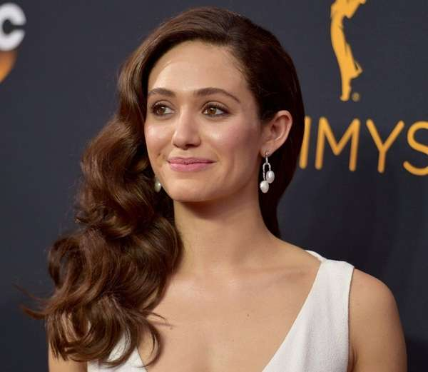 Emmy Rossum's home was burglarized, and reports say