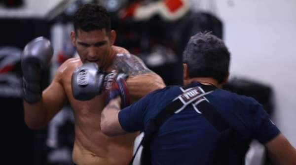 On Tuesday, March 28, 2017, former UFC middleweight