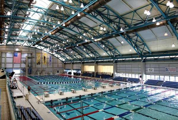 Nassau Looks To Sell Naming Rights To Aquatic Center In Eisenhower Park Newsday