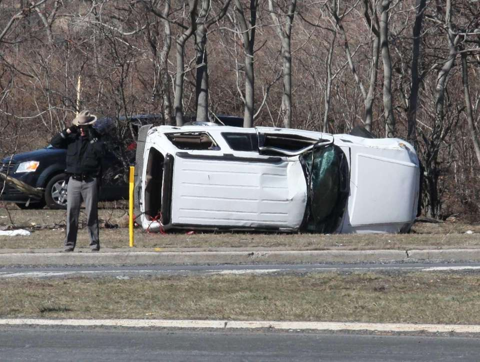 Healthiest:Nassau Nassau County reported seven motor vehicle crash