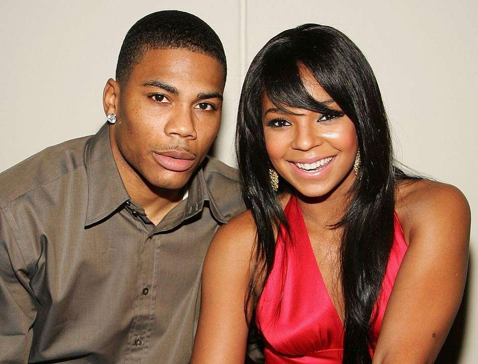 Singer-actress Ashanti and rapper Nelly dated for 10