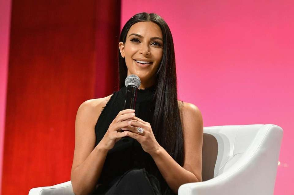 In October 2016, Kim Kardashian was staying at