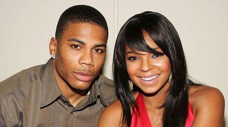 Ashanti and Nelly, and more celebrity couples you