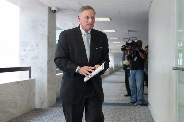 Richard Burr, chairman of the Senate Select Committee