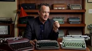 Tom Hanks talks Remington, Royal, Smith-Corona and more