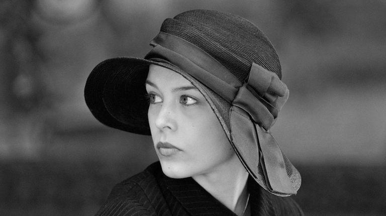Paula Beer plays a widow who meets a