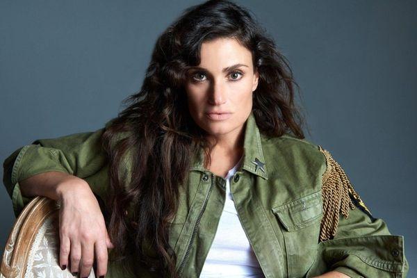 Idina Menzel will perform at the renovated Nassau