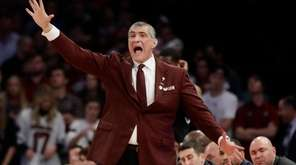 Coach Frank Martin and South Carolina meet Gonzaga