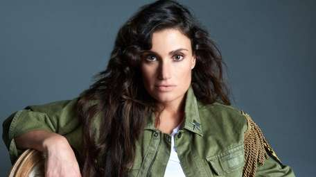 Idina Menzel will perform at the renovated Nassau