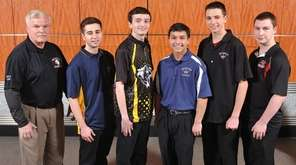 The 2017 Newsday All-Long Island boys bowling team