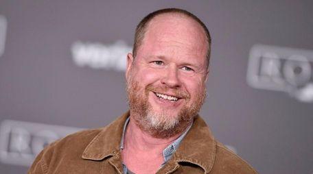 Joss Whedon, creator of