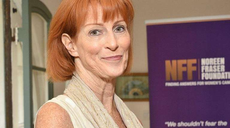 Noreen Fraser was diagnosed with breast cancer in