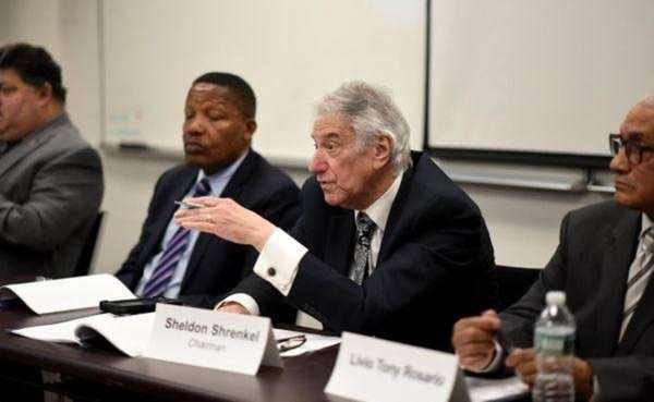 The Nassau County Bus Transit Committee met with