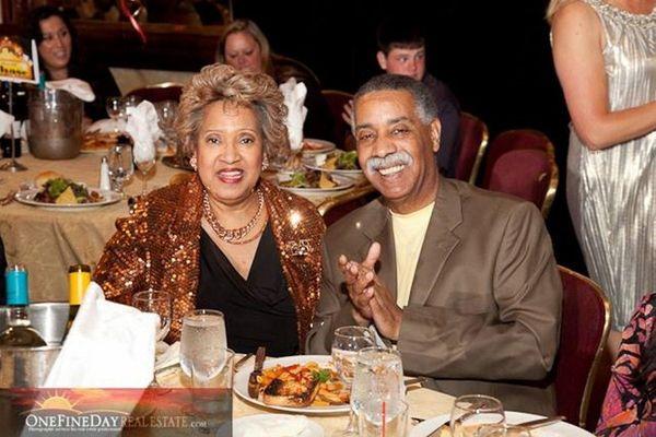 Diane and Michael Grannum of Baldwin celebrated their