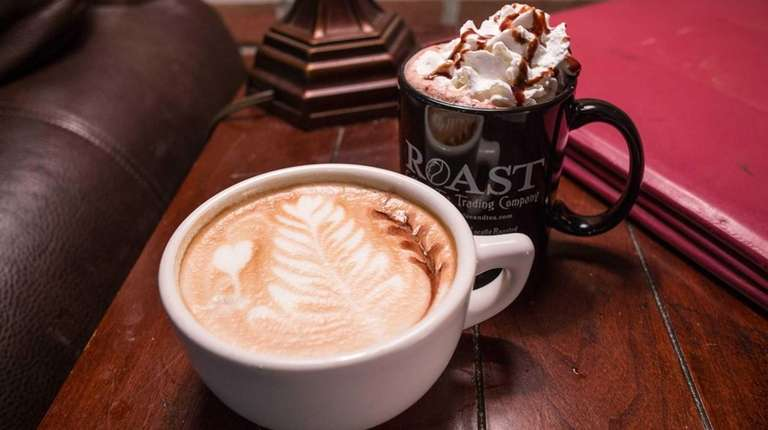 Roast Coffee & Tea Trading Co. on Long