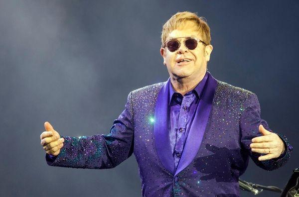 Elton John will work with Andrew Lloyd Webber