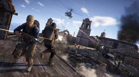 Ghost Recon: Wildlands is a new direction for
