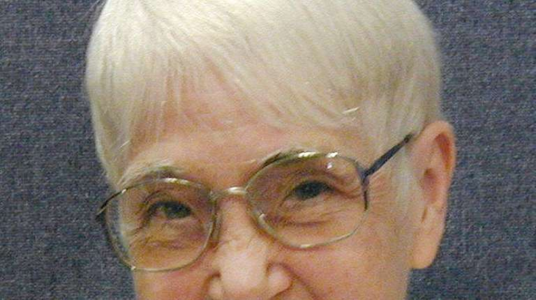 Sister Mary Georgine Ayers died on Sunday, March