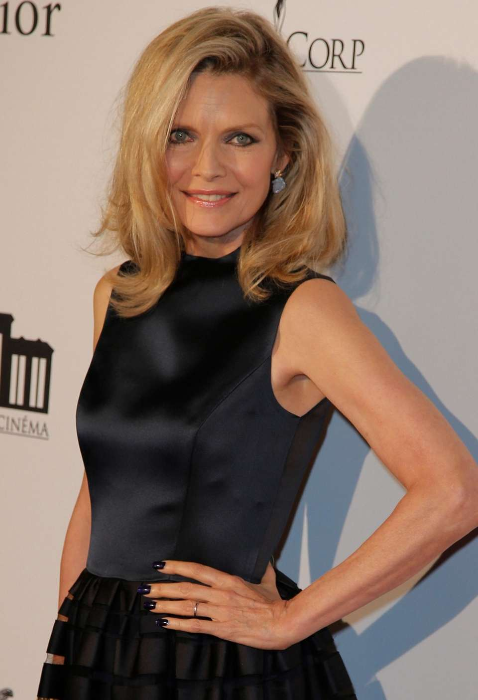 Michelle Pfeiffer, known for her roles in
