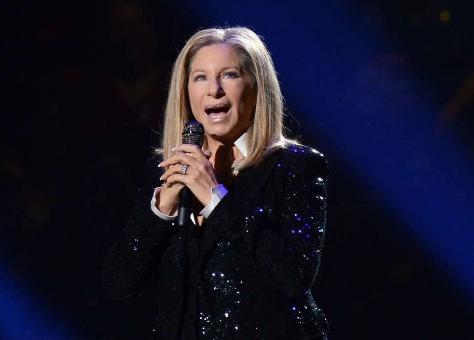 Barbra Streisand was born April 24, 1942 in
